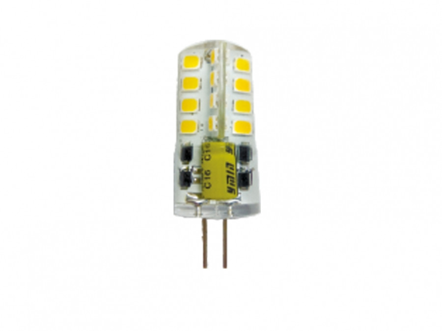 Лампа 3Вт 3000K G4 DELUX G4E ЛЕД