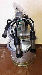 Доильный аппарат АИД-1Р с кожухом