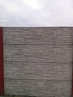 Бетонный забор высотой 2.0м Бровары рис.12