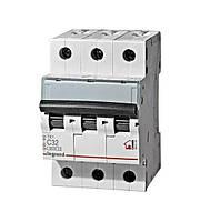Автоматический выключатель TX3 32А 3п 6кА C (автомат) Legrand Легранд