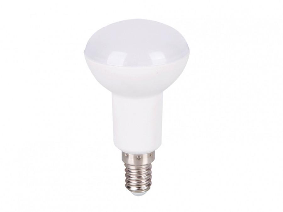 Лампа 6Вт 4100K E14 DELUX FC1 R50 ЛЕД