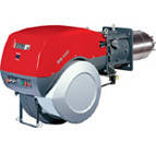 Газовая горелка Riello серии RS 300-400-500-650-800-1000-1200/M BLU