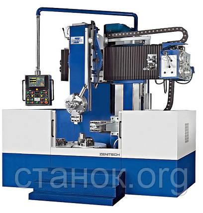 Zenitech WL 800 Токарно-карусельный станок по металлу верстат зенитек вл 800, фото 2