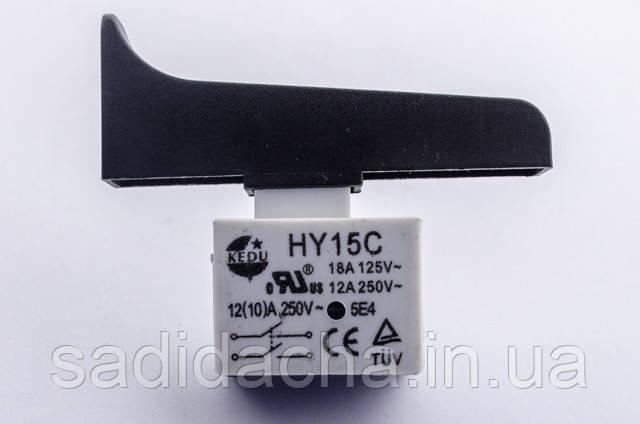 Копка,выключатель для болгарки DWT 120 L