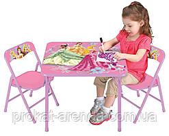 Стол  и стульчики Disney