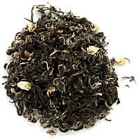 Зеленый чай Жасминовый Дунтин Би Ло Чунь (Жасминовые изумрудные спирали весны из Дунтина) (50 грамм)
