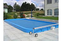 Солярная пленка для наружных бассейнов