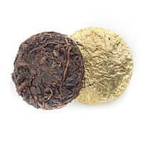 Чай Шу пуэр (Шу Пу Эр) в фольге, миниточа