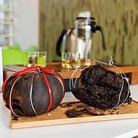 Чай Шу пуэр (Шу Пу Эр) в грейпфруте (50 грамм)