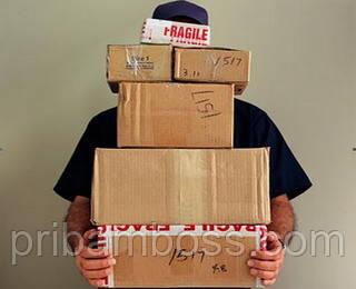 Доставка товаров компанией Новая Почта в АР Крым