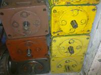 Пневмодвигатели ДАР-5б, МП-4, ДАР-14, МП-9, ДАР-30, П-12-12, П-8-12