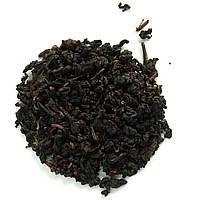 Чай улун (оолонг) Высокогорный черный GABA (50 грамм)