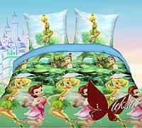 Феи Динь-динь подростковое постельное белье