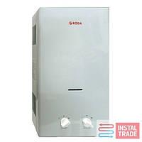 Газовая водогрейная колонка Roda JSD20-A2 (20 кВт) без дисплея