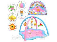 Детский развивающий  игровой коврик 898-10 B