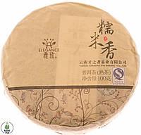 Чай Шу пуэр (Шу Пу Эр) «Рис», 100 г (50 грамм)