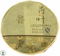 Чай Шу пуэр (Шу Пу Эр) «Лотос», 100 г (50 грамм)