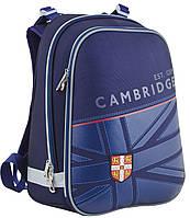 Школьный каркасный рюкзак H-12 Cambridge YES