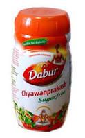 Чаванпраш Дабур без сахара при диабете, Chyawanprakash Sugarfree Dabur, 900 гр