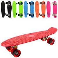 Скейт Пенни борд (Penny board) круизёр