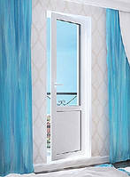 Балконные двери ПВХ Киев. Купить пластиковую балконную дверь в Киеве.