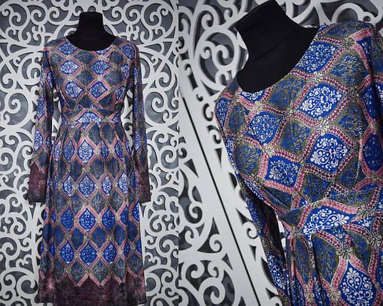 """Шикарное женское платье """"Вискоза"""" Турция 44 размер норма, фото 2"""