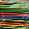 Трубочки гофрированные 200 шт/уп