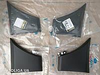 Накладка крыла заднего левого OPEL Movano B 10-16