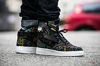 """Nike Air Force One High BHM """"Multicolore"""""""