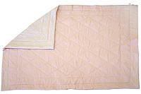 Одеяло 140х205 летнее, наполнитель хлопковое волокно