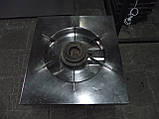 Плита газовая профессиональная 1-конфорочная   HAAS+SOHN  (Германия), фото 2