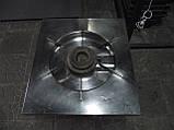 Плита газовая профессиональная 1-конфорочная   HAAS+SOHN  (Германия), фото 3