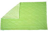 Одеяло 155х210 летнее, наполнитель хлопковое волокно