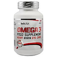 Жирные кислоты  Omega-3  90 caps Biotech