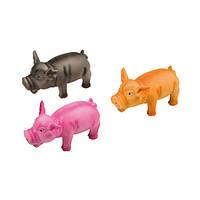Игрушка Karlie-Flamingo Swine для собак латекс, 17х7х7 см