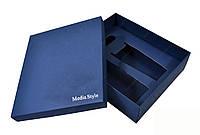 Коробка крышка-дно для подарочного набора