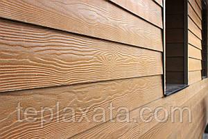 Сайдинг фиброцементный Cedral Wood (под дерево)