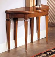 Резной стол консольный