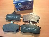 Тормозные колодки передние Dafmi для ВАЗ-2108 ВАЗ-2110 ВАЗ-2115 Kalina Priora