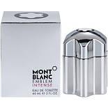 MONT BLANC EMBLEM INTENCE EDT 100 ml  туалетная вода мужская (оригинал подлинник  Франция), фото 3