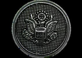 Украшение круглое 605 темный никель