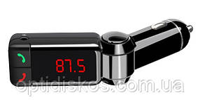 Авто Bluetooth FM модулятор FM-S16BL, фото 3