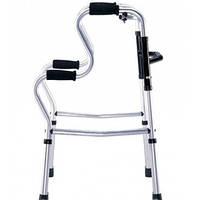 Ходунки для инвалидов складные двухуровневые NOVA B _4092 AA