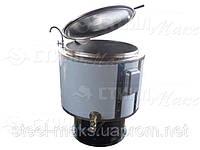 Котел пищеварочный КПЭ - 250 литров