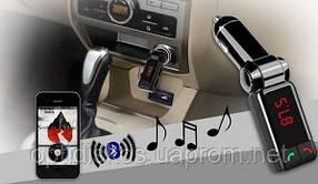 Авто Bluetooth FM модулятор FM-S16BL, фото 2