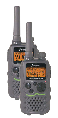 Stabo freecomm 650 Set, рации, радиостанции
