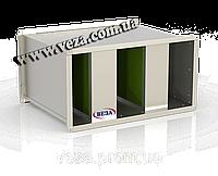 Шумоглушитель пластинчатый канальный Канал-ГКП-30-15