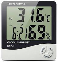 Термометр с гигрометром HTC -2