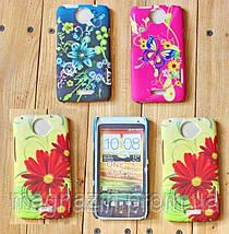 """Чехол HTC One X,XL. """"Весняний настрій"""", фото 3"""