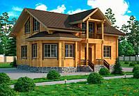 Дом и баня из бруса www.дом-из-бруса.com.ua